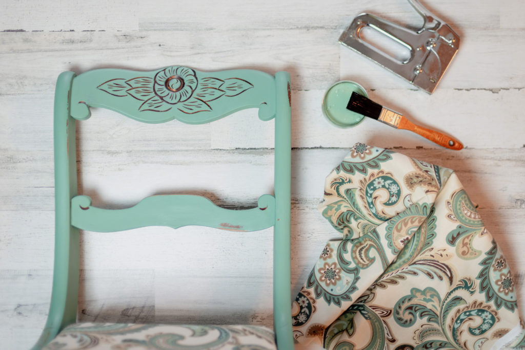 Home decorating ideas on a budget: refurbish old furniture