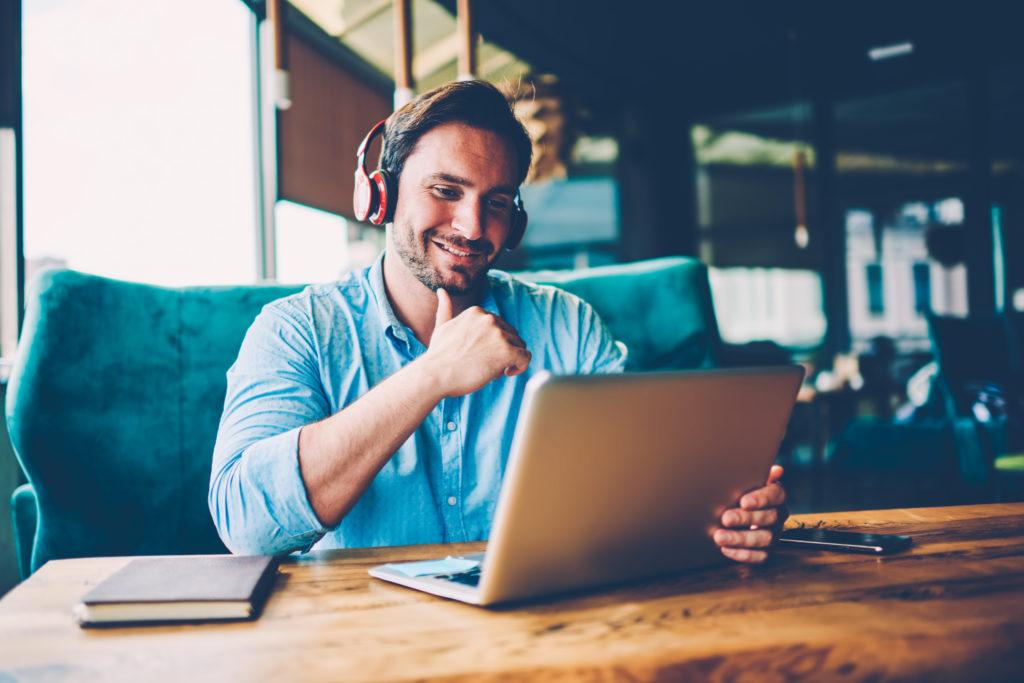 financial podcasts: millennial money