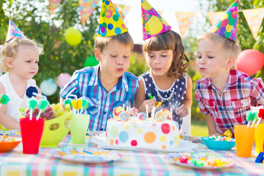 dual birthday party