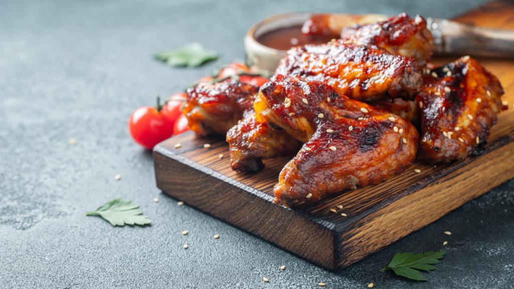 best slow cooker meals: barbecue chicken