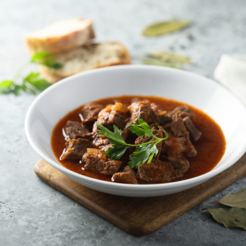 best slow cooker meals: beef and red wine casserole