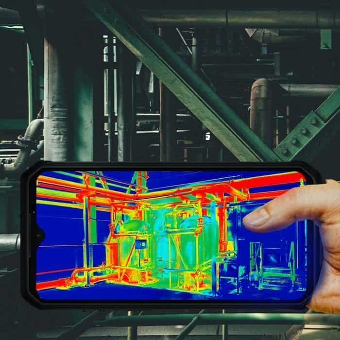 Ulefone Armor 9 FLIR - Best Smartphone for Durability 2021