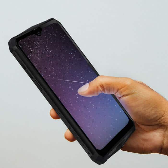 Blackview BV9100 - Best Smartphone for Battery Life 2021