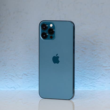 iPhone Pro 12 Max - Best Overall Smartphone 2021